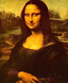 蒙娜丽莎的微笑高清-想要艺术气质高逼格 不吹牛真的有捷径可走 网易...