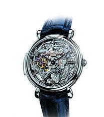 高级腕表鬼斧神工的手表工艺