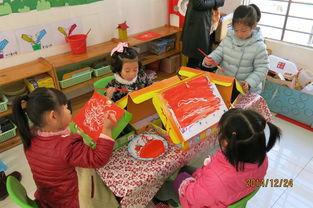 ...机关金山幼儿园中班开展 变废为宝 系列活动