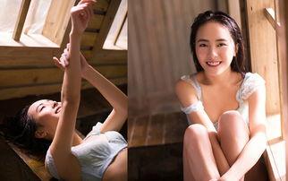王筱沫-神似杨幂 18岁钢管女神颜值爆表