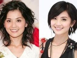 ...+的她也年轻气爽了一把,柔美短发可谓是扮嫩必备的一大发型!-女...