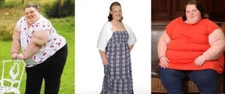 254公斤妇女过世起重机搬遗体 盘点各地 大妹子 6