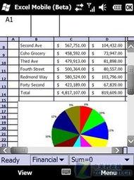 免费下载 Office Mobile2010测试版发布