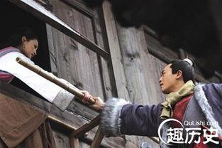 揭秘潘金莲的沉沦史 真的是西门庆勾搭她的吗