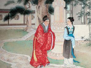 一个上京赶考的穷书生到破庙避雨,偶遇一位小姐,书生和小姐吟诗作...