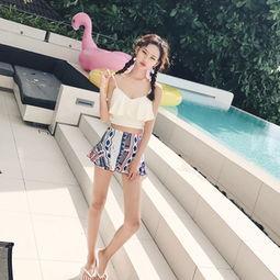 泳衣少女可爱韩国