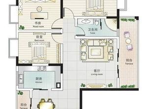 2018全国三室二厅装修效果图 房天下装修效果图