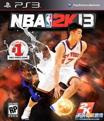 ... 林书豪将成 NBA2K13 封面人物