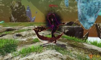 量在一半左右黑噬龙会加入战斗,   注意黑噬龙出现之后远离场地边缘  ...