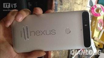 32GB起步 华为版谷歌Nexus 6P手机存储容量曝光
