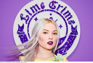 Meet Lime Crime s Doe Deere, Beauty s Unicorn Queen
