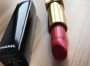 推荐香奈儿172号口红限量款多少钱 chanel172号口红试色及评价化妆