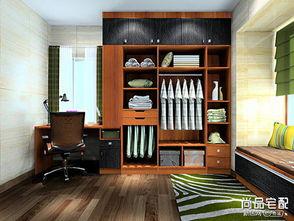 创意衣柜设计,快来升级你的基本款衣柜吧