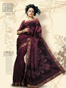 印度美女异国风情服装模特
