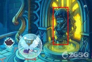 洛克王国天罩地牢在哪 具体位置是 图文攻略 全通关攻略 高分攻略 百度...