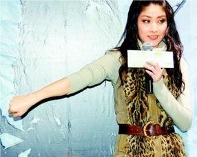 陈慧琳 江山美人 首开打拍戏留疤仍未愈