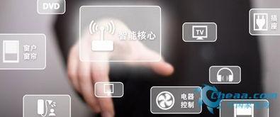 器连接智能家居APP,将手机变为... 帮助传统家电华丽变身为最in最时...