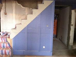 夜澜风细   楼梯间隔墙造型好了!   发送悄悄话   工分:   未知   来自:  ...