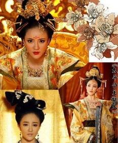 摄的《太平公主秘史》中饰演青年武则天,通过最近曝光的一些刘雨欣...