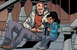 女儿控   这一点在电影里基本没有提及.   死侍在漫威漫画里是极其特...