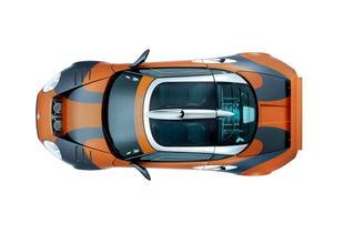 全喷涂为勒芒参赛车样式,更可享受由SPYKER提供的勒芒2
