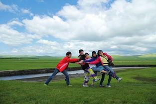 在苍茫的路上自由飞翔 呼伦贝尔草原八日自由行