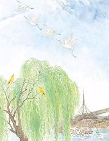 工,着色鲜丽,动静结合,声形兼俱,境界开阔,情志高远.每句诗都...