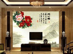 瓷砖背景墙制作
