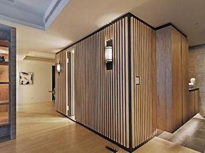 ...018室内装修隔断墙欣赏 房天下装修效果图
