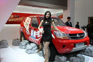 2010年北京车展盛大开幕 赛车元素点燃现场激情 2