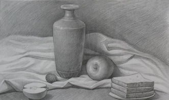 少儿素描简笔画 少儿素描图片欣赏 少儿素描儿童画画作品