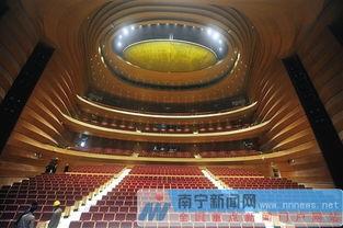 ...部是名副其实的高端大气上档次-广西文化艺术中心首位购票者终身享...