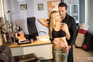 美国著名AV女星的一天 入行十年拍摄超300部色情影片