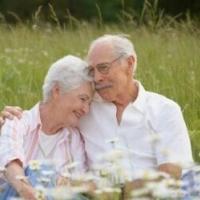 老人情侣头像,感慨恩爱老年人情侣头像,最幸福的