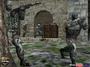 ...对比,最近玩遍穿越火线 反恐ol 特种部队 战地之王和叛逆连队2