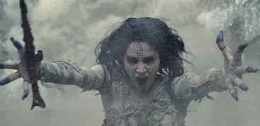 秘地宫,再到被沙暴吞噬面临毁灭的现代都市,无一不通过IMAX高清...