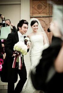 泰国林志颖 日本娶新娘 大婚现场照曝光