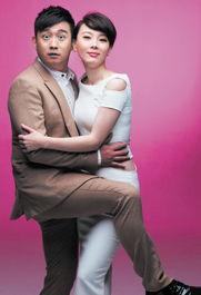 黄磊和陈数在《夫妻那些事》中精湛演技为剧情加分.均为资料图片-...