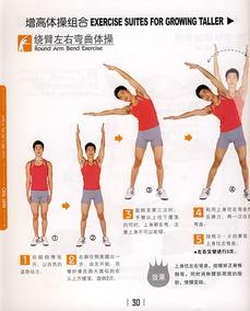 史上最全的拉伸运动图解(1)