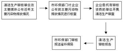 内容审查程序-清洁生产审核