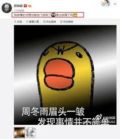 表情 赵丽颖微博用表情包 黑 周冬雨,网友 你这是在搞事情 新闻 蛋蛋...