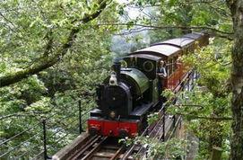 车轮上的旅程 玩转世界最美火车观光路线