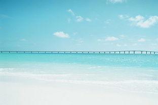 描写大海美景的唯美语句