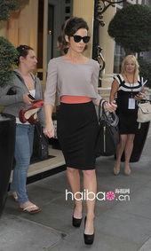 凯特·贝金赛尔 (Kate Beckinsale)-简约却不简单,层次感与设计感...