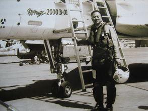 ...国幻影2000飞机 葛文墉:不是试飞员的试飞员 当看到葛文墉老将军...