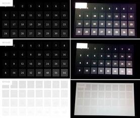 模拟仓位分分彩-3.4:彩条对比   3.4:多点触控   相比于之前MX4、MX4 Pro采用的单玻...