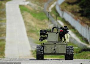 ...型战斗机器人 游戏手柄操控可在危险地区作战
