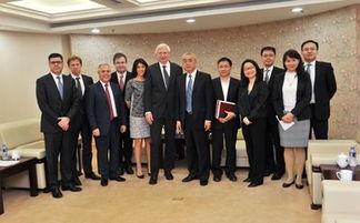 ...维国际检验集团首席执行官一行访问上海市质监局