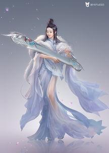 隐缘剑-赵丽颖 新剑侠情缘 天山