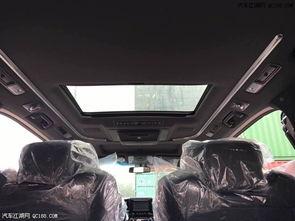 平行进口16款丰田埃尔法3.5两驱降价优惠配置手续齐全